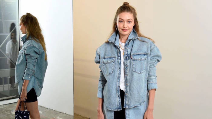 Video: Irina Shayk und Gigi Hadid sind die neuen Gesichter von Burberry