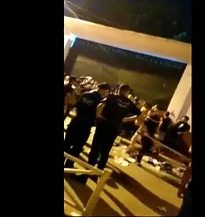 Video: Algerien: Tote bei Massenpanik vor einem Rapkonzert