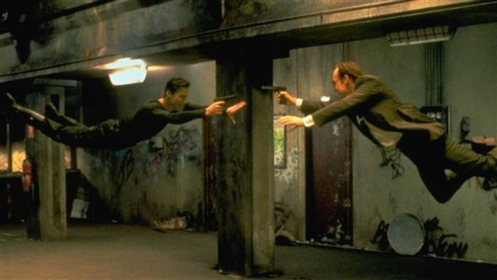 Video: The Matrix 4