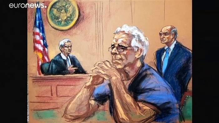News video: Frankreich leitet Vorermittlungen im Fall Epstein ein