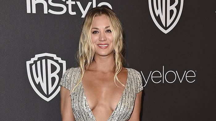 News video: Kaley Cuoco: Diese Sache törnt den