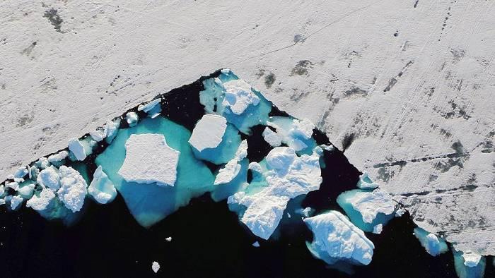 News video: Klimawandel: In Grönland taut das Eis immer schneller