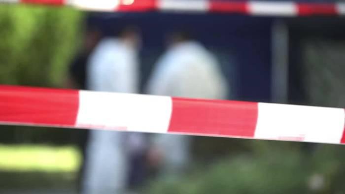 News video: Berlin: Radfahrer erschießt Mann - Hintergrund weiter unklar