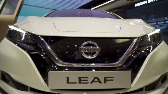 News video: Nissan City Hub - Digitale und reale Welt verschmelzen zu nahtlosem Kundenerlebnis