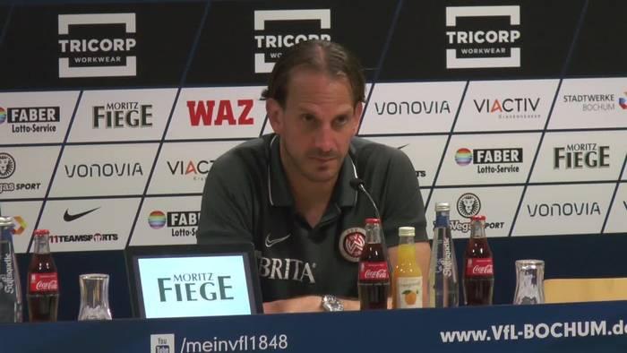 Video: Paukenschlag in Bochum: Trainer Robin Dutt will die Vertrauensfrage stellen
