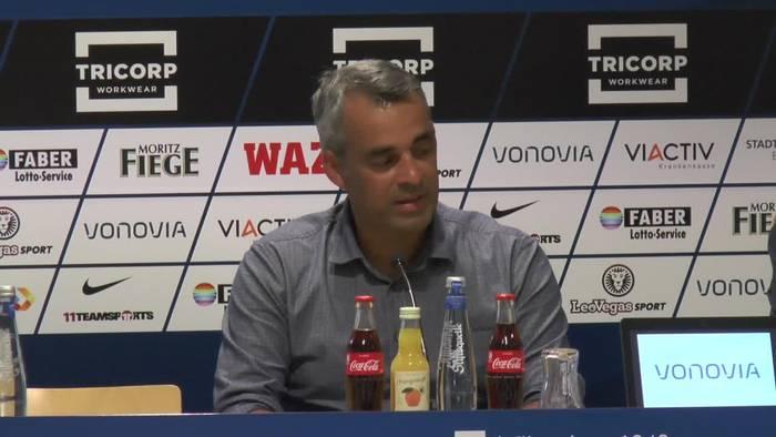Video: Darum will Robin Dutt beim VFL Bochum die Vertrauensfrage stellen