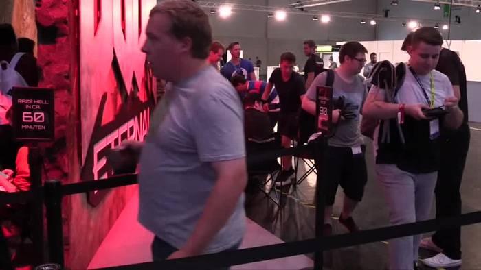 News video: So voll wie noch nie: Das war die Gamescom 2019