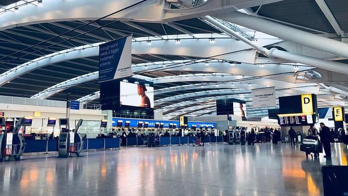 News video: London Heathrow: Bald Flüssigkeiten im Handgepäck dank neuer 3D-Scanner erlaubt