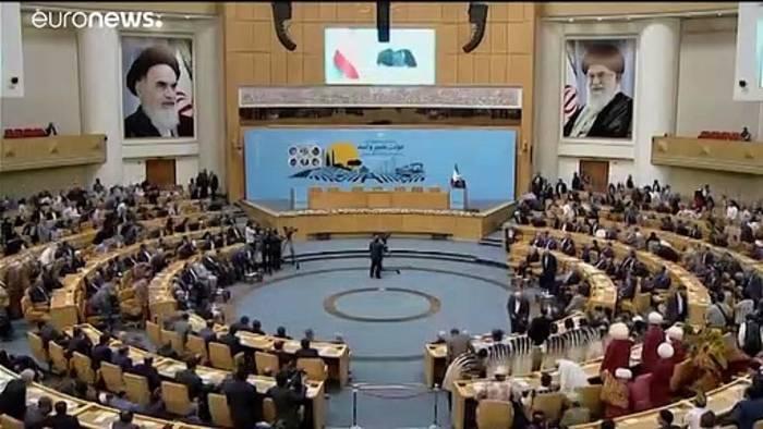 Video: Iran will jede Chance nutzen: Zarif auf Pendel-Diplomatie