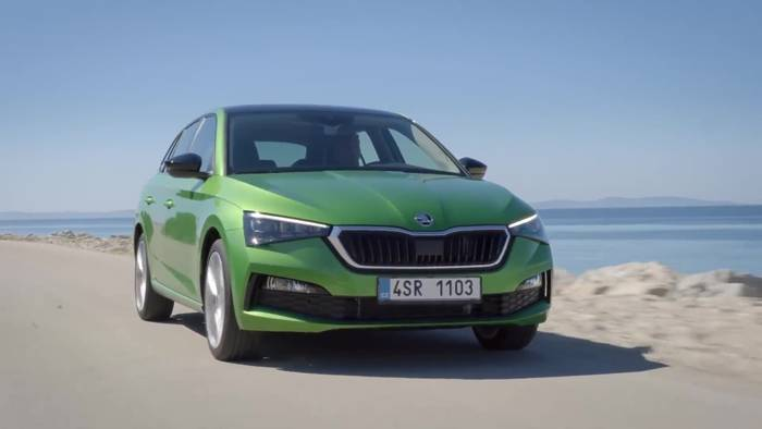 News video: Neuer 1,0 TSI 70 kW (95 PS) - ŠKODA SCALA jetzt ab 17.350 Euro verfügbar
