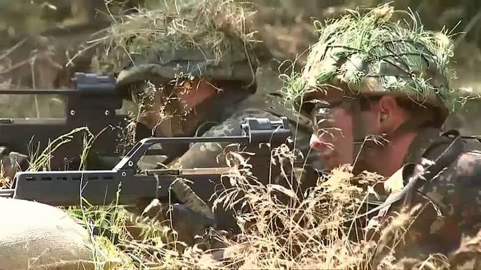 News video: Bundeswehr: Bedingt abmarschbereit