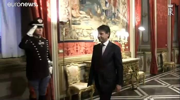 News video: Sterne und Sozialdemokraten wollen gemeinsam in Italien regieren