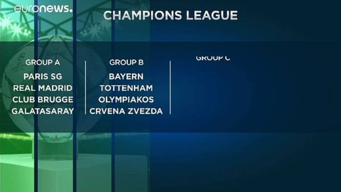 News video: Champions-League: Bayern trifft auf Tottenham, BVB gegen Barca