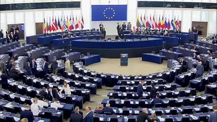 Video: Brexit-Chaos: Reaktionen aus dem Europäischen Parlament