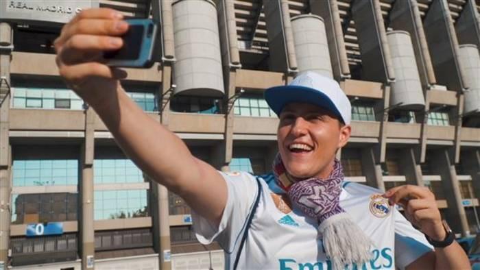 News video: Young Football Fan: Daniel liebt Real Madrid