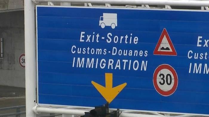 Video: Frankreich probt den