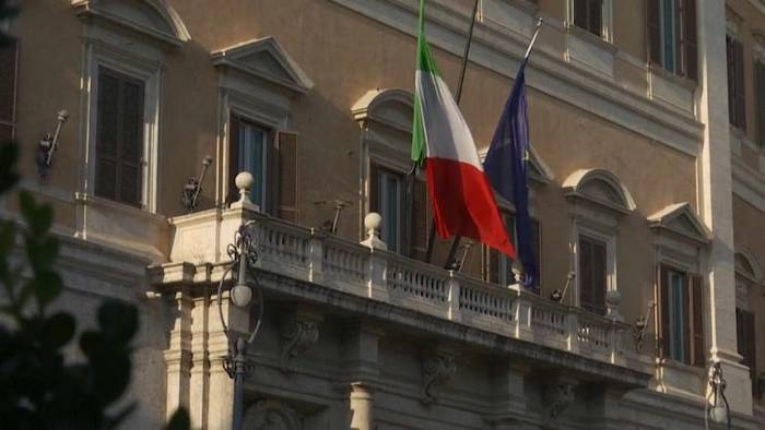 News video: Italien: Di Maio droht potentiellen Partnern mit Neuwahlen