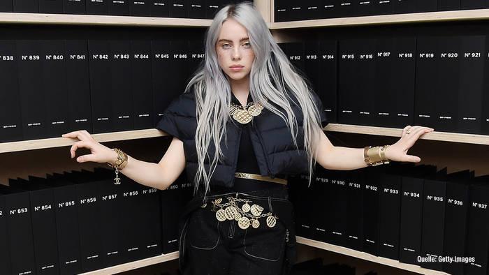 Video: Aussehen wie Billie Eilish: Sie startet eigene Mode-Kollektion