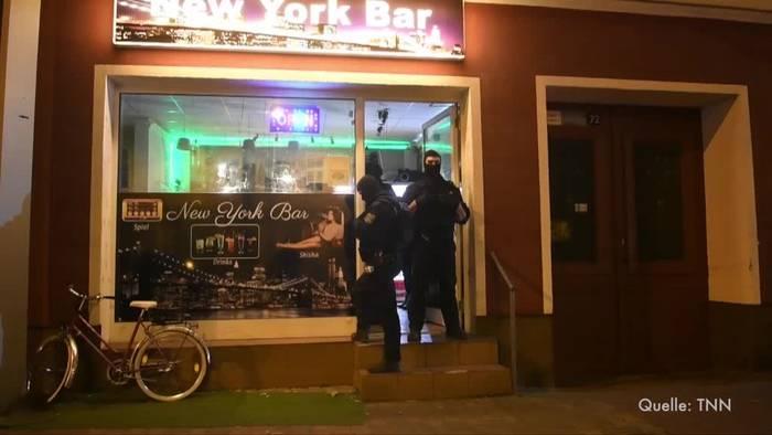 News video: Razzia in Magdeburger Shisha-Bars- illegaler Tabak gefunden