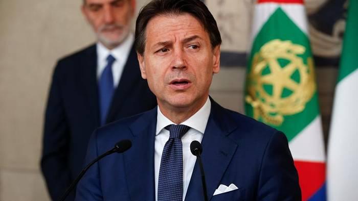 News video: Italien: Regierungschef Conte verhandelt mit potenziellen Koalitionspartnern