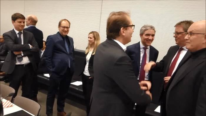 News video: CSU fordert Strafsteuer auf Billigflüge in Europa