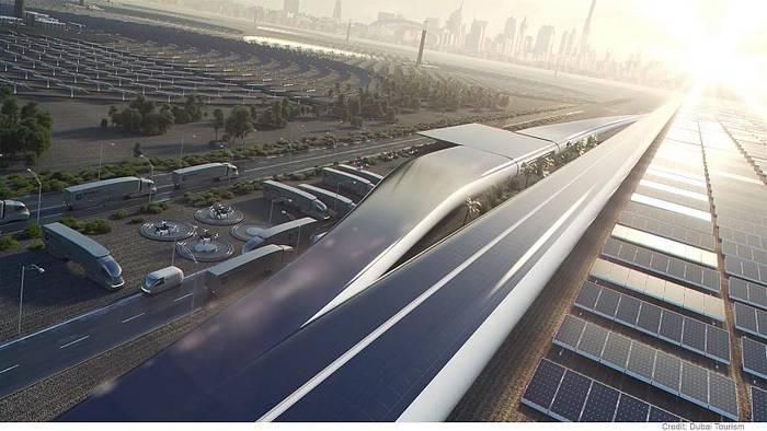 Video: Hyperloop, Afrikas Freihandelszone & Lizenzen für Influencer