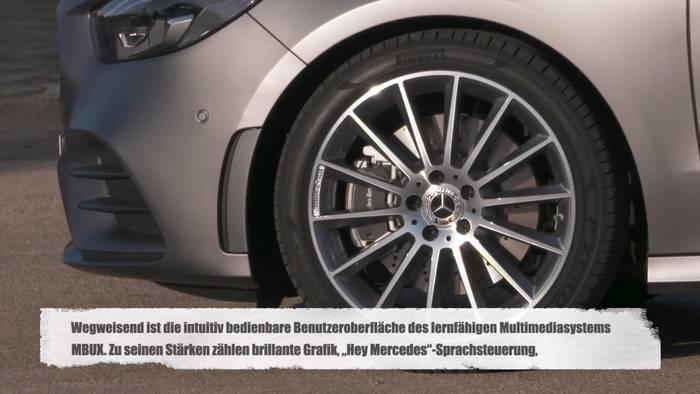 Video: Mercedes-Benz B 220 d Design in Grey magno - Driving Event Mallorca 2018