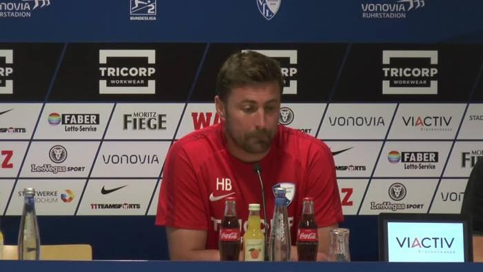 Video: VFL Bochum vor dem Spiel in Stuttgart parallel auf Spieler- und Trainersuche