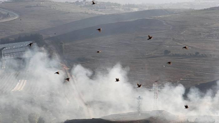 Video: Eskalation an der Grenze: Israel gegen Hisbollah in Libanon