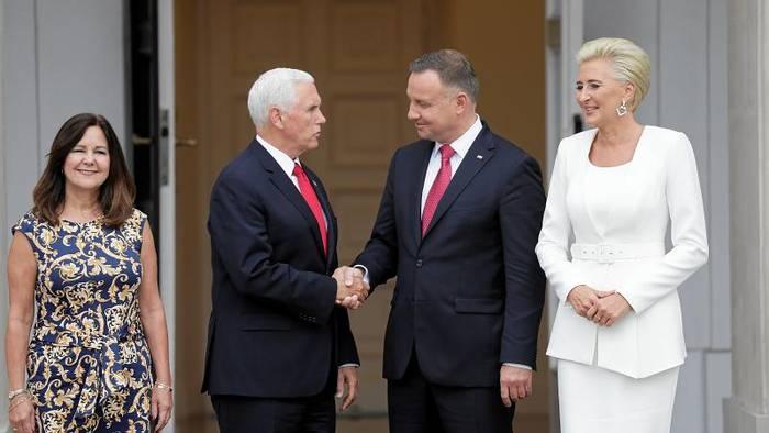 News video: USA stellen Polen baldiges Ende der Visumpflicht in Aussicht