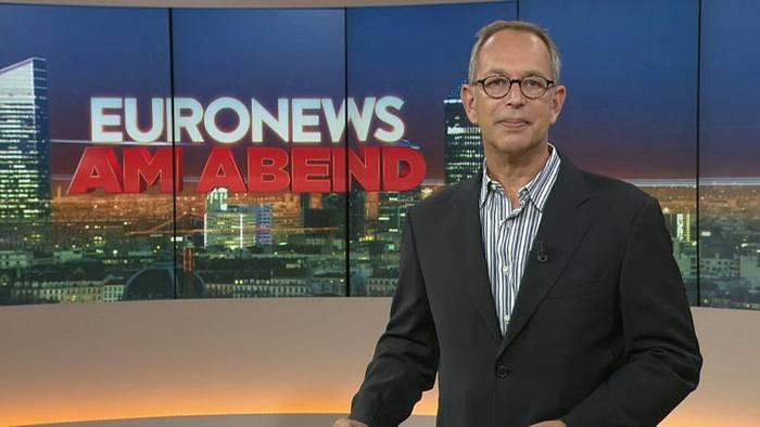 News video: euronews am Abend  - 2. September 2019