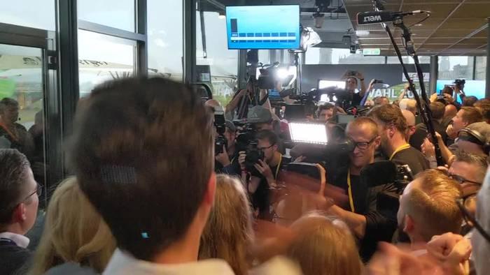 News video: Sachsen und Brandenburg steuern auf Dreier-Koalitionen zu