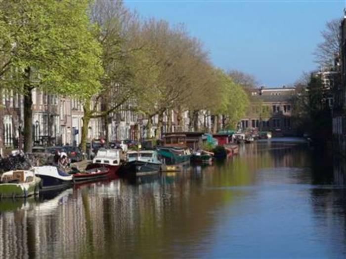 Video: Eine der grünsten Städte der Welt: Amsterdam