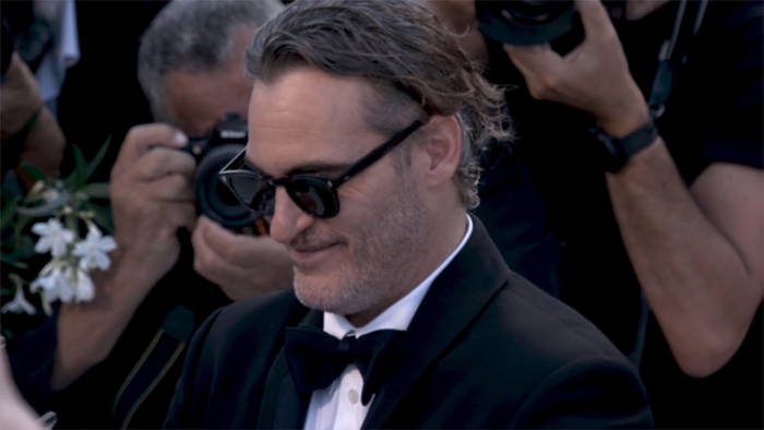 Video: Joaquin Phoenix: Stehende Ovation für 'Joker' auf den Filmfestspielen von Venedig