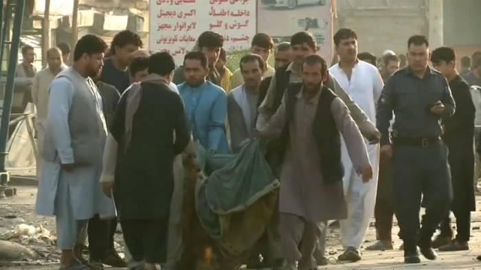 News video: Rückschlag für Gespräche zwischen Taliban und USA?