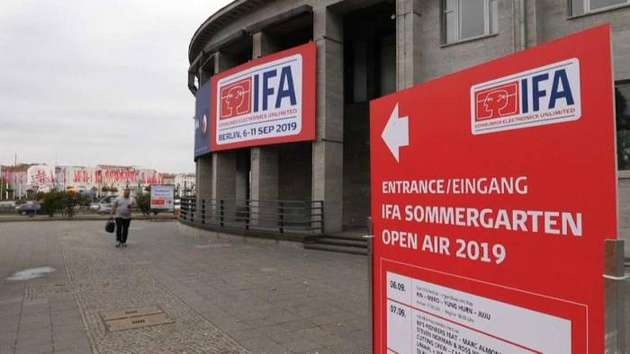 News video: IFA in Berlin: Was macht Huawei ohne Android?