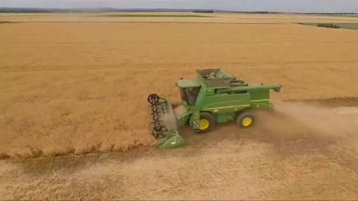 Video: EU-Studie: Im Süden der EU künftig keine Landwirtschaft mehr?