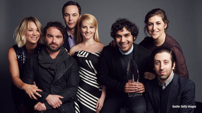News video: The Big Bang Theory: Kommt die Serie zurück ins TV?