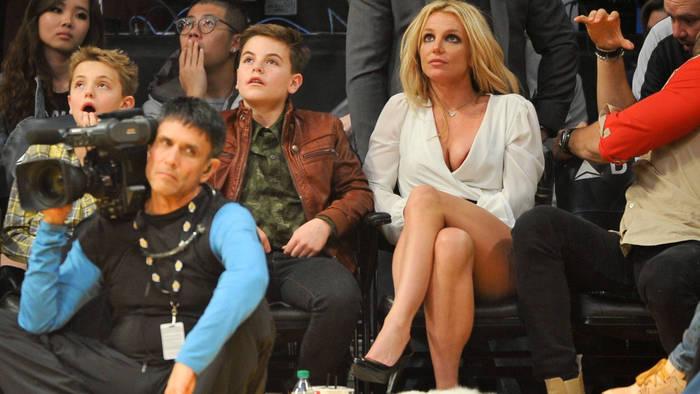 Video: Britney Spears: Ihr Vater darf ihre Kids vorerst nicht mehr sehen
