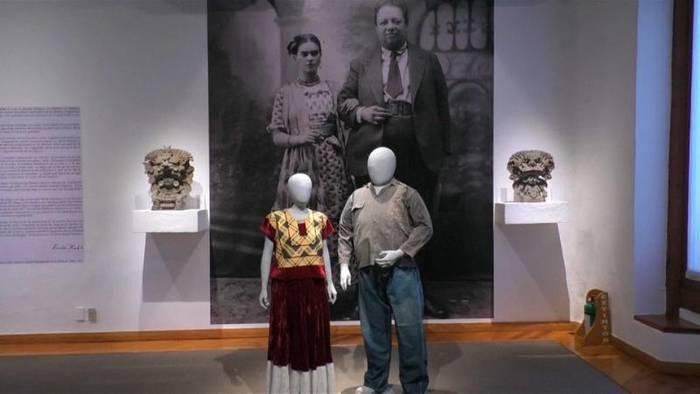 News video: Ausstellung: Liebevolles Künstlerpaar Kahlo und Rivera