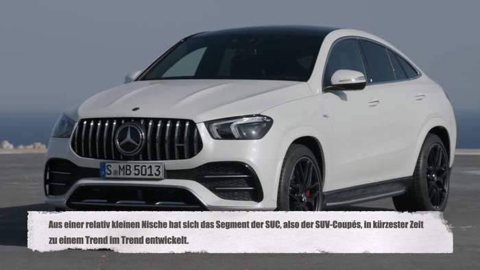 Video: Das neue Mercedes-Benz GLE Coupé - Ein Coupé für erhöhte Ansprüche