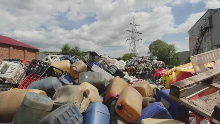 News video: Kampf gegen Plastik: Noch keine Trendwende in Sicht
