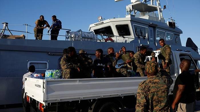 News video: Kreuzfahrtschiffe eilen den Opfern von Hurrikan 'Dorian' zur Hilfe - Zahl der Todesopfer steigt