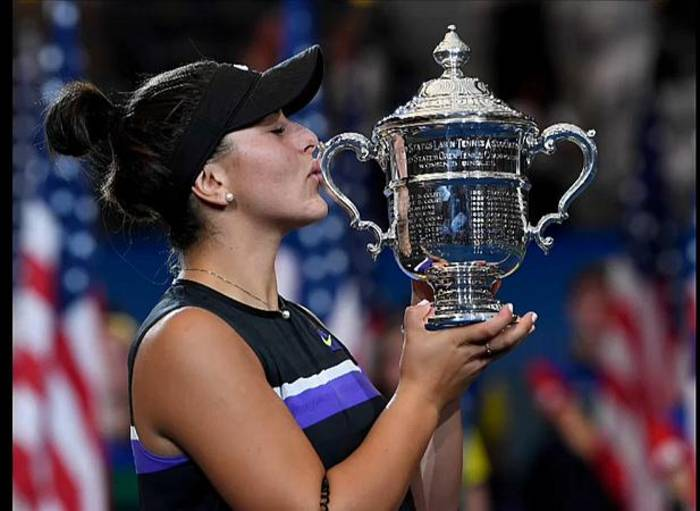 News video: Bianca Andreescu gewinnt US-Open-Finale gegen Serena Williams