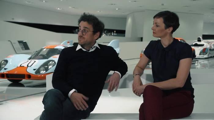 Video: Porsche - Le Mans von Duan Wasi