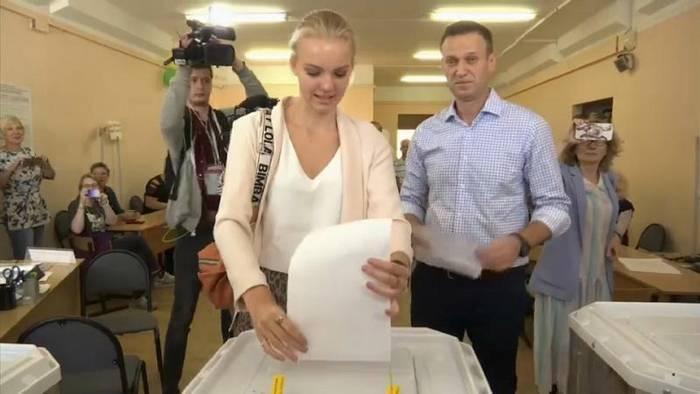 News video: Warten auf Regionalwahlergebnisse: Opposition hofft