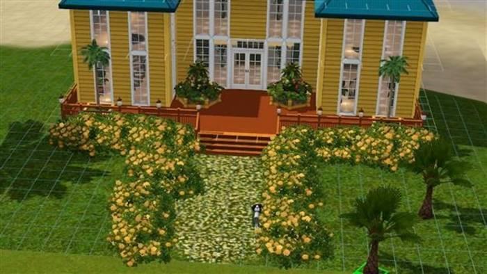 Video: Lust, deine eigene Sims-Architektur zu bauen?