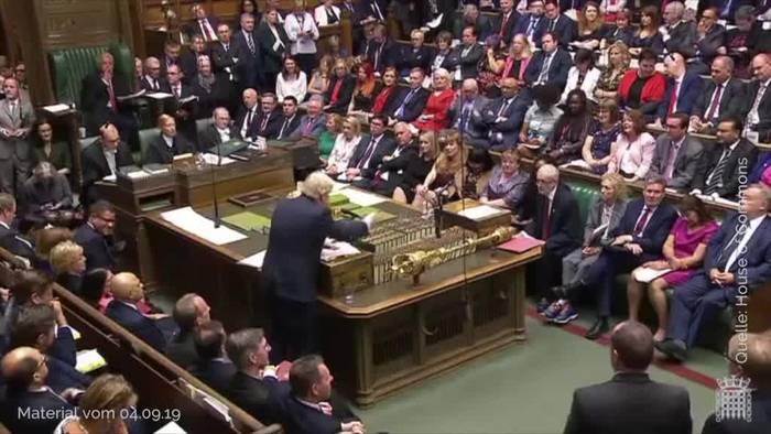 News video: Brexit: Premierminister Johnson will Neuwahl durchdrücken