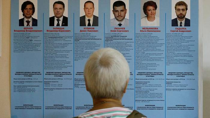 News video: Wahlen in Russland: Verluste für Kremlpartei