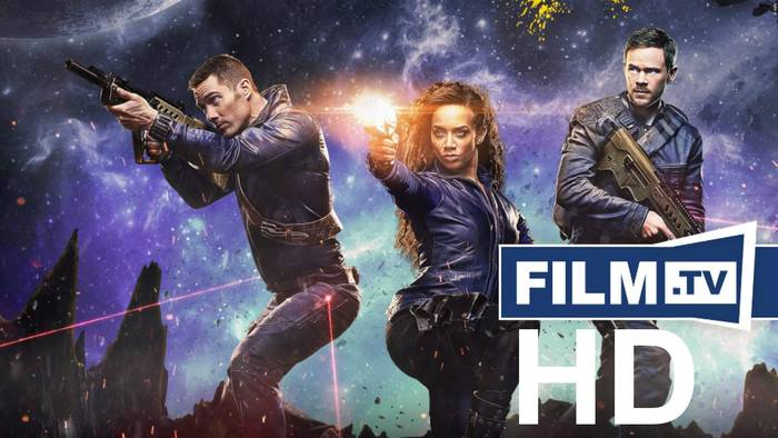 News video: Killjoys - Staffel 5 Trailer Deutsch German (2019)